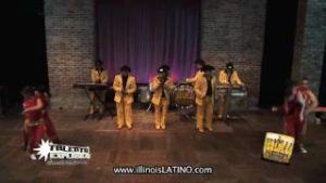 HD albureros musical, mi angel de la guarda, chicago grupo musical TV Show