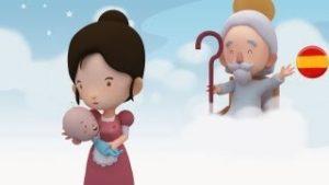 EL ANGEL DE LOS NIÑOS – Cuentos infantiles en español