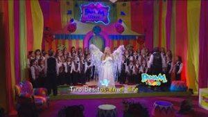 Ángel de la Guarda con coro Kennedy | Panam y Circo | Canciones infantiles