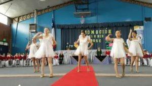 Baile Navideño   Angel de la guarda