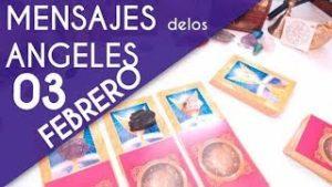 ❤️❤️INTERACTIVO: Mensajes de los Ángeles para ti – 03 de FEBRERO ❤️❤️