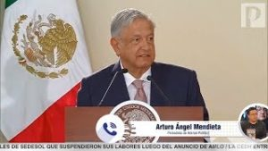 Guardia Nacional que propone AMLO es un modelo de dictaduras: Arturo Ángel Mendieta