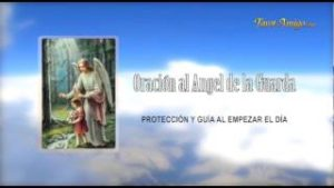 Oracion a Nuestro Angel de La Guarda