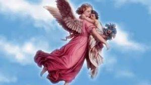 9 Angel de la Guarda Dulce compañia. Oráculo de los Arcángeles