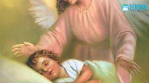El Padre Pio y el Angel de la Guarda enfermero