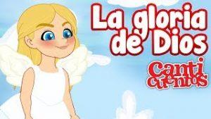 La Gloria De Dios, Juana, Canción Infantil – Canticuentos