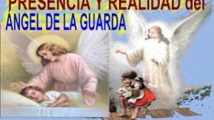 PRESENCIA Y REALIDAD DEL ANGEL DE LA GUARDA   Aula Iniciática  Diálogos Interdimensionales