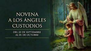 Novena al Ángel de la Guarda (Día 9)