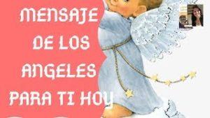 👼⚜️💕💫MENSAJE DE LOS ANGELES PARA TI HOY🌟#203 de 2019💫(FE)