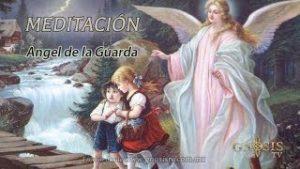 Meditación Angel de la Guarda