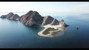 Baja's Isla Ángel de la Guarda and Puerto Refugio in 4K
