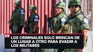 Delincuentes burlan retenes de la Guardia Nacional en la México-Puebla