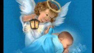 Oracion del ángel de la guarda para niños