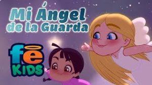 Mi Ángel De La Guarda, Juana, Canciones Infantiles – Video Animado